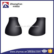 réducteur de tuyau en acier de matériaux de construction