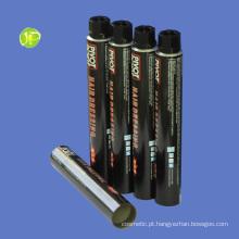 Tubo de alumínio para a limpeza de cabelo