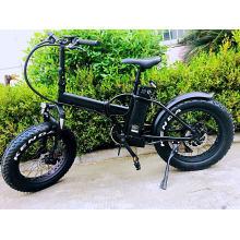 "Bafang Rear Hub-Motor 48V 500W 20"" Folding E-Bike"