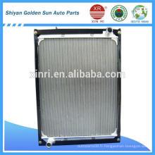 Radiateur à camions en aluminium WG9719530120 pour type Howo 10