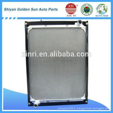 L'usine chinoise d'OEM pour le radiateur de camion en aluminium 1425313100001 de Foton Daimler