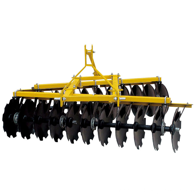 Disc harrow-middle harrow
