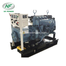 F4L912T OPEN TYPE DIESEL GENERATOR SET 40KW 1800 RPM