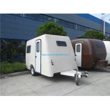 off road fiberglass tear drop camper trailer