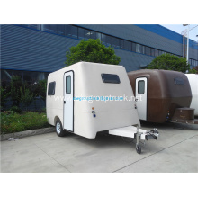 off road fiberglass tear drop camper trailer