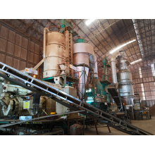 Chaîne de production du granulateur de paille 2-3T / H