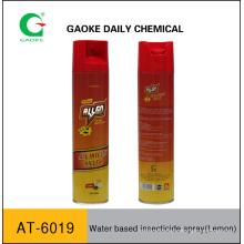 Spray de inseticida para matar mosquitos