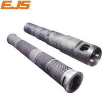 bimetallic coating 68mm conical twin screw barrel