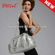 D006188 Dance competition travel duffle bags woman