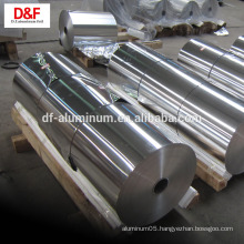 8011 1235 8079 aluminum foil roll for food packging