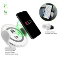 Qi Charging Stand Platform Wireless Charger in Car
