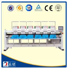 Máquina de bordar tubular del casquillo del control de la computadora de la venta al por mayor del precio bajo de la fábrica