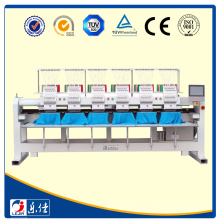 Завод низкая цена оптовая управлением компьютера Крышка трубчатая машина вышивки