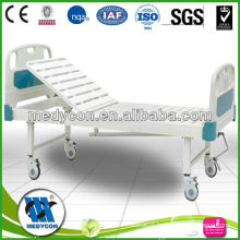 Economic cheaper hospital bed without castor