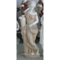 Carved Stone Statue Carving Marble Sculpture with Granite Sandstone (SY-X1389)