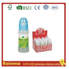 Clear Liquid Glue for School