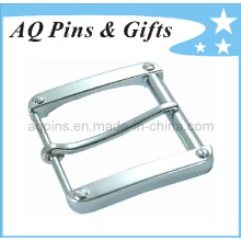 Pin Belt Buckle in Nickel Plating (belt buckle-007)