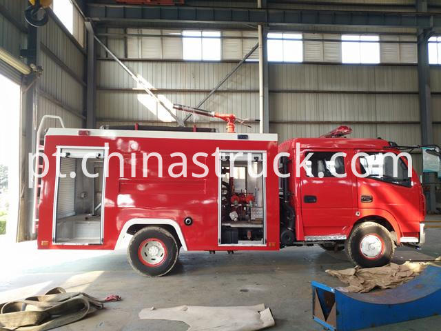 Fire Fighting Truck Fire Engines