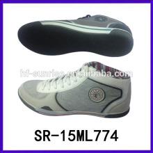 Neue stilvolle Männer billige beiläufige Schuhe Sportmannschuh preiswerte beiläufige Schuhe