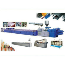 Wood Plastic Composite Profile Extrusion Line, WPC Profile Composite