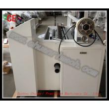 Machine à plastifier avec fente à l'aide de la fonction dans la fabrication de vêtements et d'industrie de Plasticm