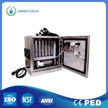 Stainless Steel Philips Lamp UV Water Sterilizer