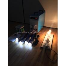 Système domestique solaire 600W avec charge de téléphone