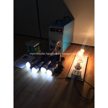 600W Solar Home System With Phone Charge