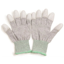 Strengthen thick anti static touch screen gloves