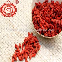 Small bag packing of ningxia goji berries gou qi zi for dropshipping