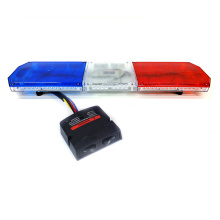 47inch 88W Police Light Bar Ambulance Lighting Emergency LED Lights With Siren Speaker