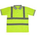 High Visibility Orange Short Sleeve Safety T shirts