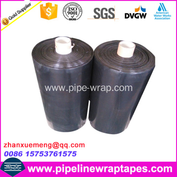 PVC inner wrap tape for pipe anticorrosion