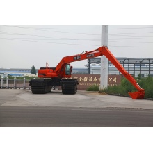 Экскаватор-амфибия Doosan 215