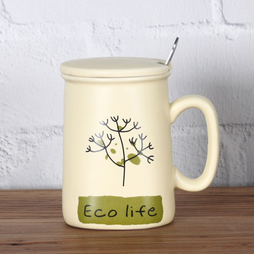 Eco Life coffee mug