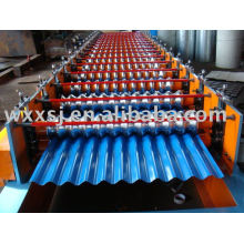 corrugated roofing sheet roll forming machine