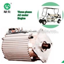 Motor de cubo sem escova com motor elétrico 72v