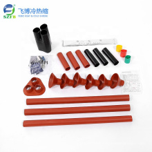 WSY-10/3.3 150-240mm Power Cable Accessory 10KV Outdoor Heat Shrinkable Terminal Kits