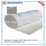 Synthetic ceiling air filter media/spray industry filter media