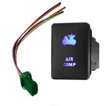 Interruptor de barra de empuje Air Comp Toyota / Prado / 150 Landcruiser / 200 RAV4 / Interruptor de botón