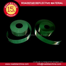 High durability luminous pvc reflective safe tape