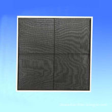 Panel Pleated, Aluminium Frame Washable Air Filters With Extended Filtration Surface