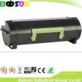 Cartouche de toner compatible Hot-Selling pour Lexmark Mx310 / 410/510/610