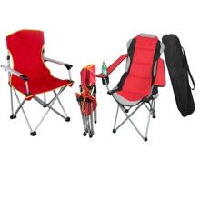 Alta qualidade dobrável cadeira de acampamento com apoio de braço (sp-112)