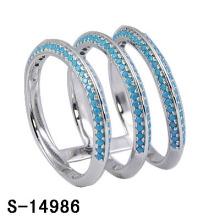2016 neue Design Mode Messing Schmuck Ring (S-14986)