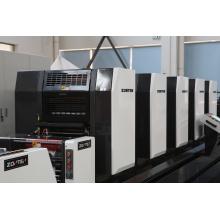 Máquina de impresión offset de alta calidad Ztj330