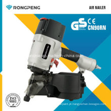 Rongpeng Coil Nailer-Mcn90 bobina de moldagem Nailer