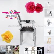 Banquete de casamento inteiro venda cadeira louis xiv