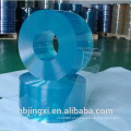 Folha de cortina de PVC macio colorido / rolo / tapete