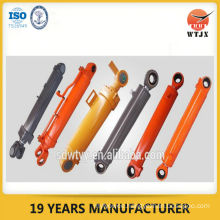 double action hydraulic cylinder